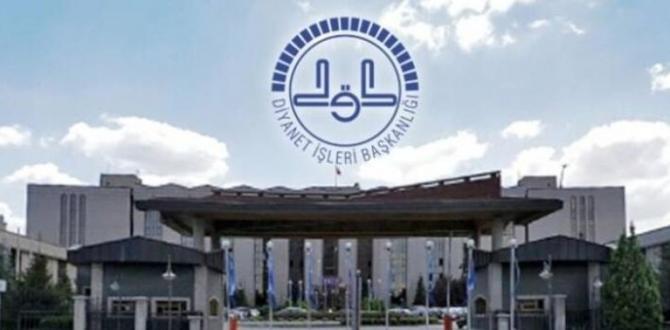 Diyanet İşleri Başkanlığı Hukuk Müşavirinden Ankara Barosu'na cevap