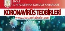 KORONAVİRÜS TEDBİRLERİ