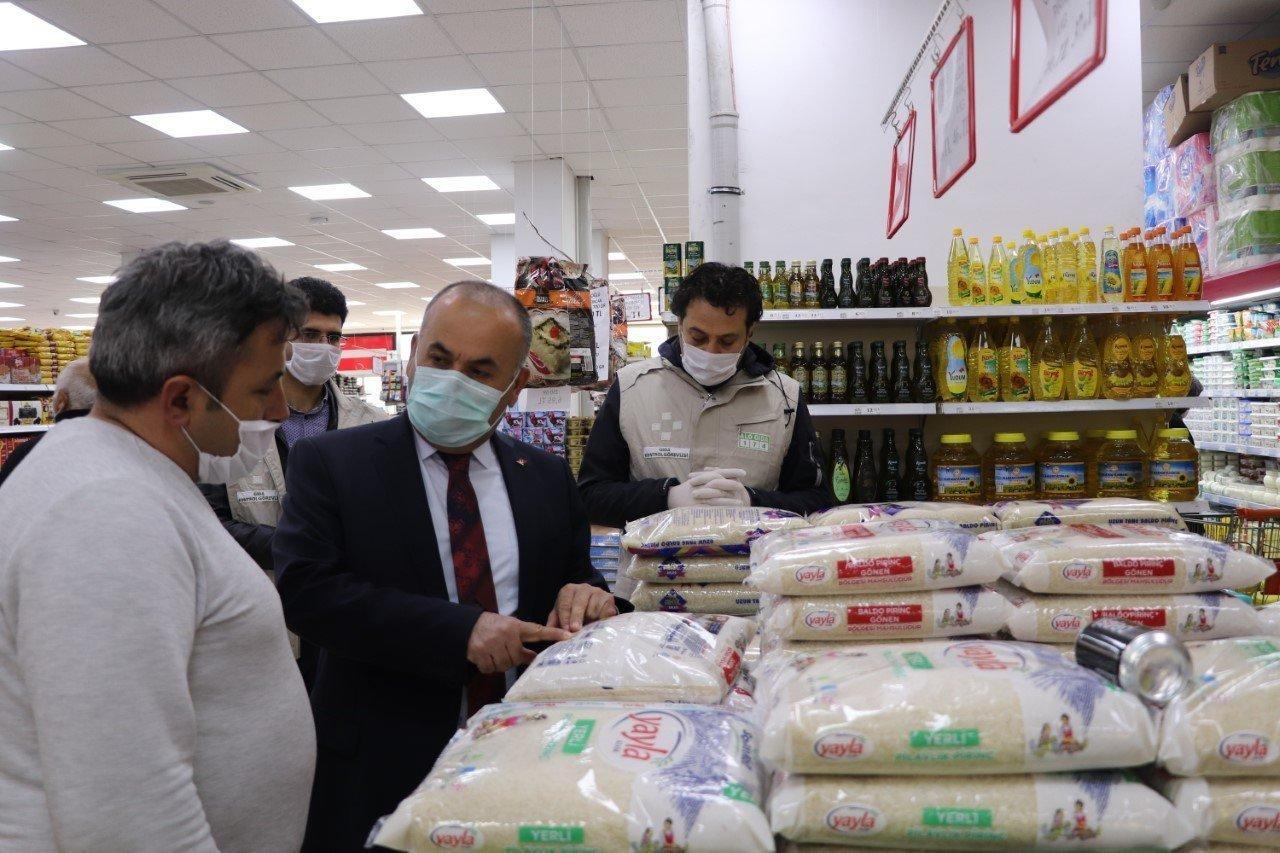 Ramazanda gıda denetimleri artırıldı