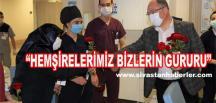 """""""HEMŞİRELERİMİZ BİZLERİN GURURU"""""""