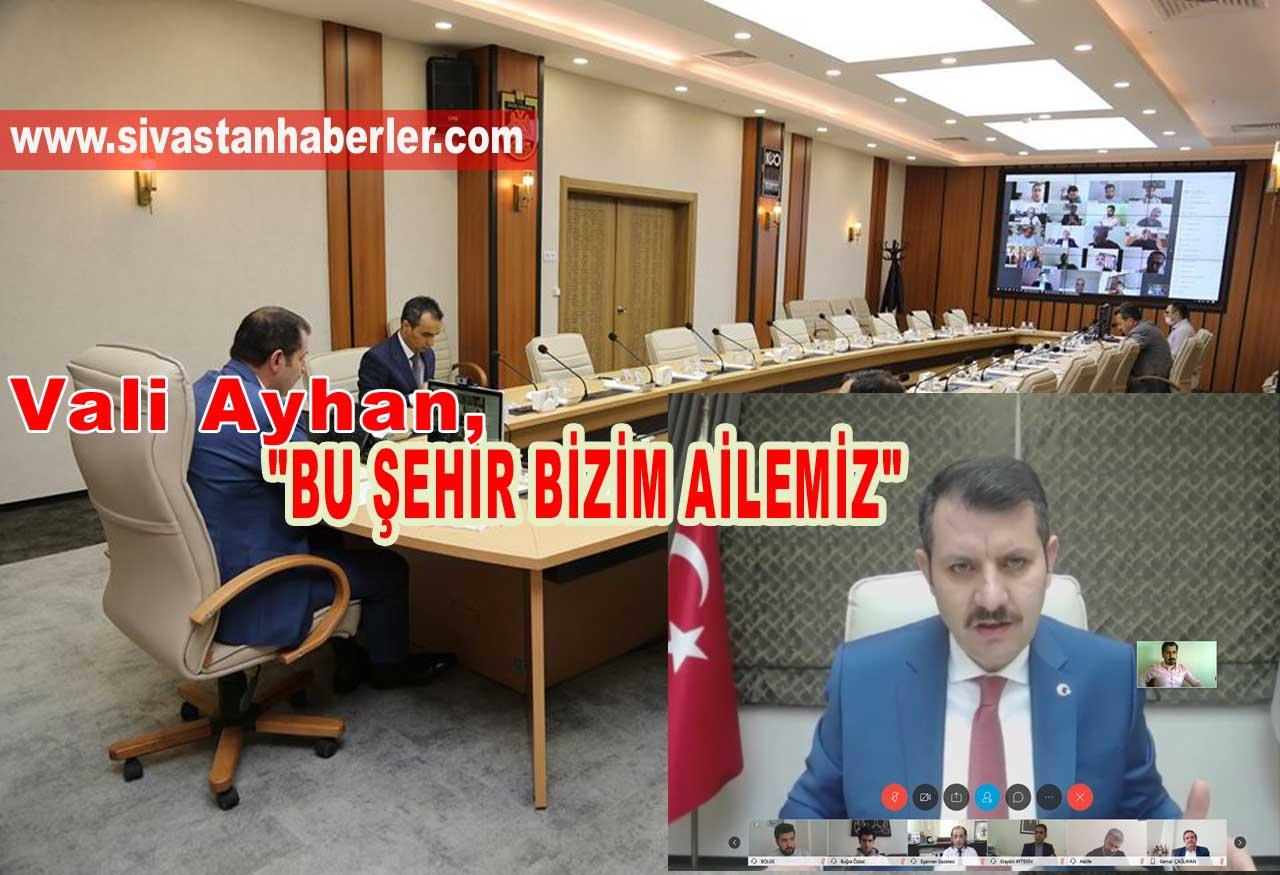 """""""BU ŞEHİR BİZİM AİLEMİZ"""""""
