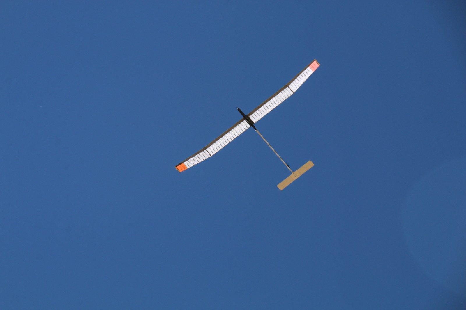 Sivas'ta Model Uçaklar Zafere Uçtu