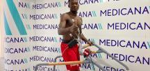 Casimir Ninga Sağlık Kontrolünden Geçti