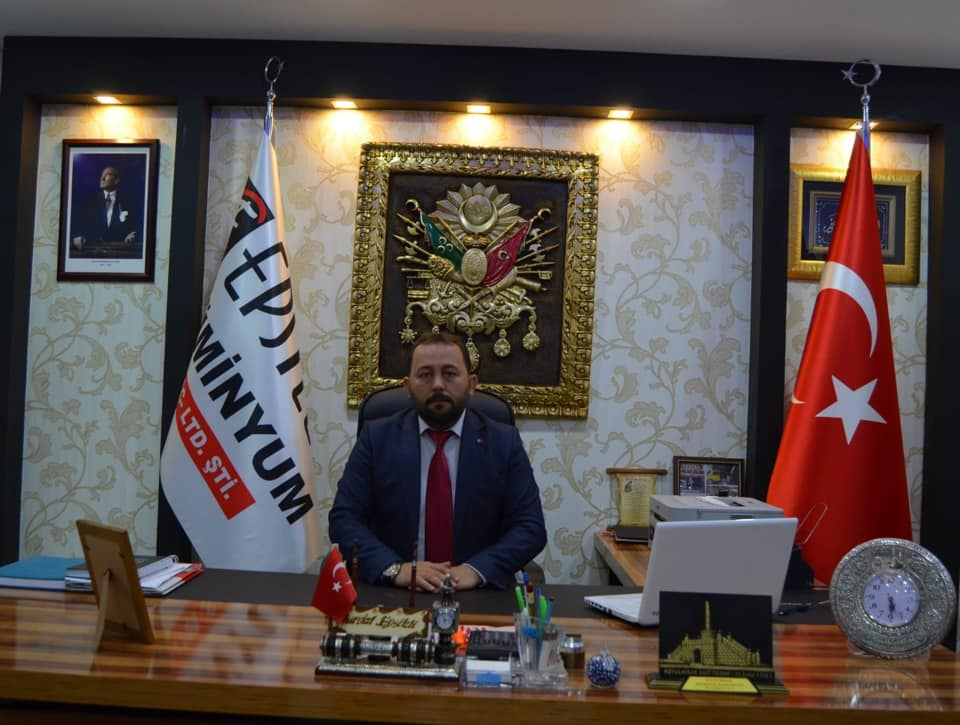 Sivaslı İş insanı Yurdal Epsileli Ankara'ya adım attı