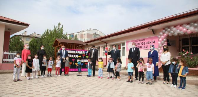 Sivas'ta eğitim öğretim başladı