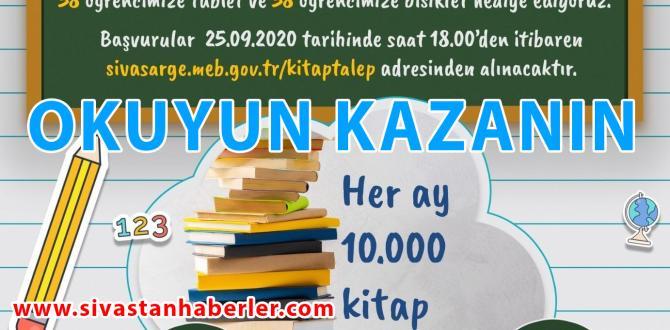 Okuyun kazanın