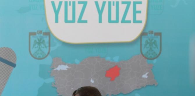 """""""100 Günde Basınla Yüz Yüze"""""""