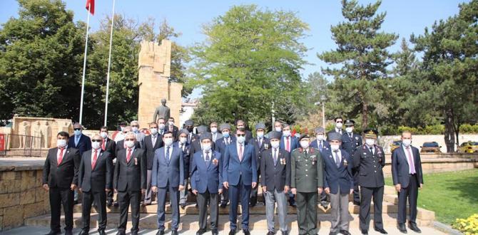 Sivas'ta Gaziler Günü kutlandı