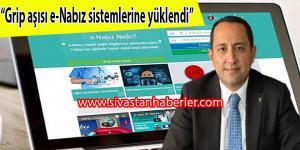 """""""Grip aşısı e-Nabız sistemlerine yüklendi"""""""