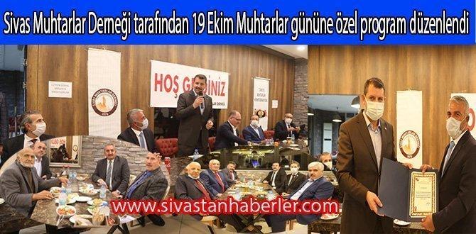 """""""Sivas her yönüyle uyum içerisinde"""""""