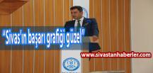 """""""Sivas'ın başarı grafiği güzel"""""""