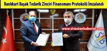 Bankkart Başak Tedarik Zinciri Finansmanı Protokolü İmzalandı