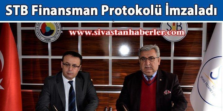 STB Finansman Protokolü İmzaladı