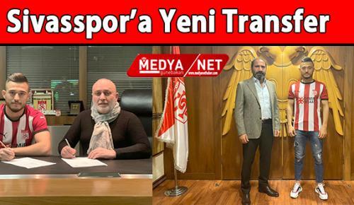 Sivasspor'a Yeni Transfer