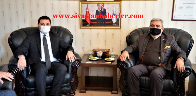 Sivas Vali Yardımcısı Temel'den Borsaya Ziyaret