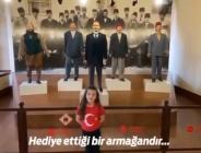 DEVA Partisi Sivas İl Başkanlığından 23 Nisan'a özel klip