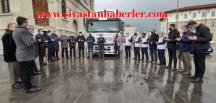 MÜSİAD Sivas şubesi öncülüğünde yardım
