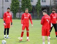 Gençlerbirliği Maçının Hazırlıklarını Tamamlandı