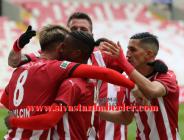 Sivasspor rakibini 3-1 mağlup etti