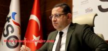 """Başkan Eken: """"Sivas'ın büyümesi ve gelişmesi için herkese görev düşmekte"""""""