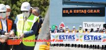 """""""ESTAŞ Gloves – Eldiven"""" fabrikasının temeli atıldı"""