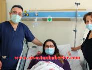 Sivas'ta tüp mide ameliyatıyla hastalar obeziteden kurtuluyor