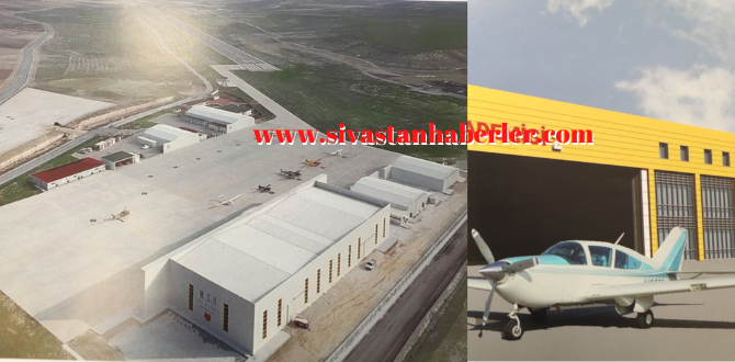 İlk yerli ve milli uçağın iniş yaptığı havaalanı, tekrar açılıyor