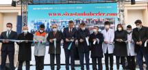 Sivas'ta Eğitim yatırımlarının toplu açılışı gerçekleşti