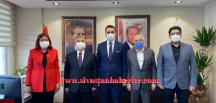 Sivas AK Parti Heyetinden İstanbul Çıkarması