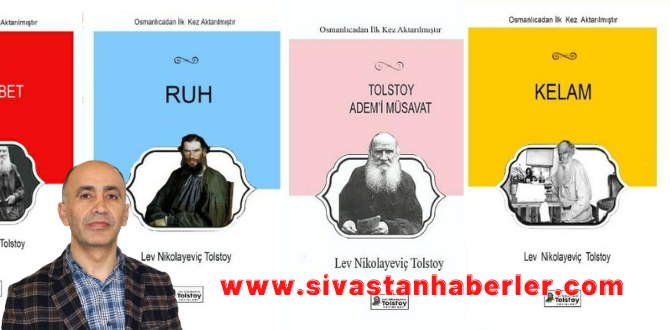 Tolstoy'un başucu eserleri çıktı