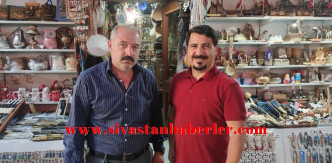 Sivas Turizm Derneği Başkanı Hakan Bakar oldu