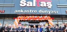 SALTAŞ Ankastre Dünyası Açıldı