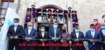 Sivas Şehir Müzesi açıldı