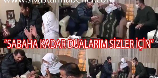 """""""SABAHA KADAR DUALARIM SİZLER İÇİN"""""""