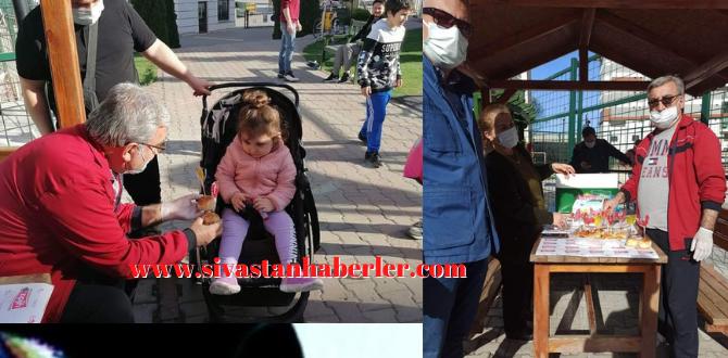 Başkan Hastaoğlu'ndan çocuklara bayram hediyesi