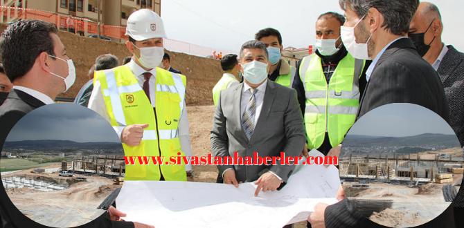 Sivas'ta 44 Yeni Okul Hizmete Girecek