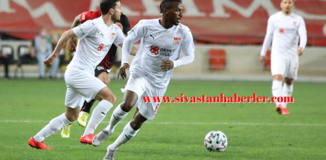 Sivasspor yenilmezlik serisini 16 maça çıkarttı