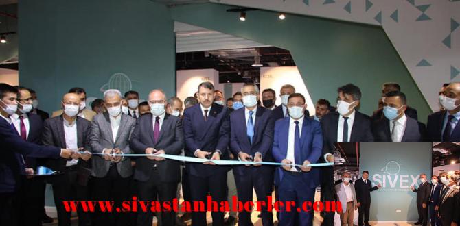 SİVEX Tanıtım Ofisi'nin açılışı yapıldı